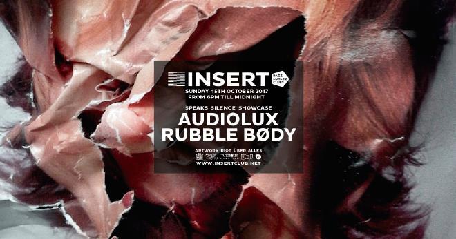 INSERT_AUDIOLUX_RUBBLE_BØDY